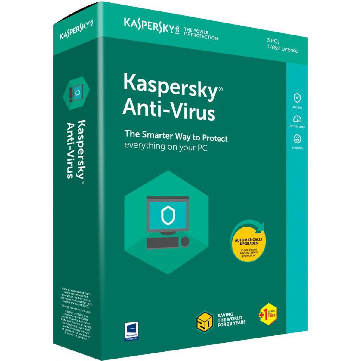 Kaspersky Anti-Virus (2016)