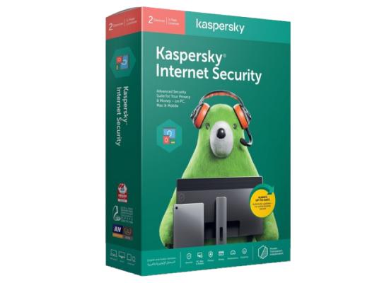 Kaspersky Anti-Virus 2020 2 Devices