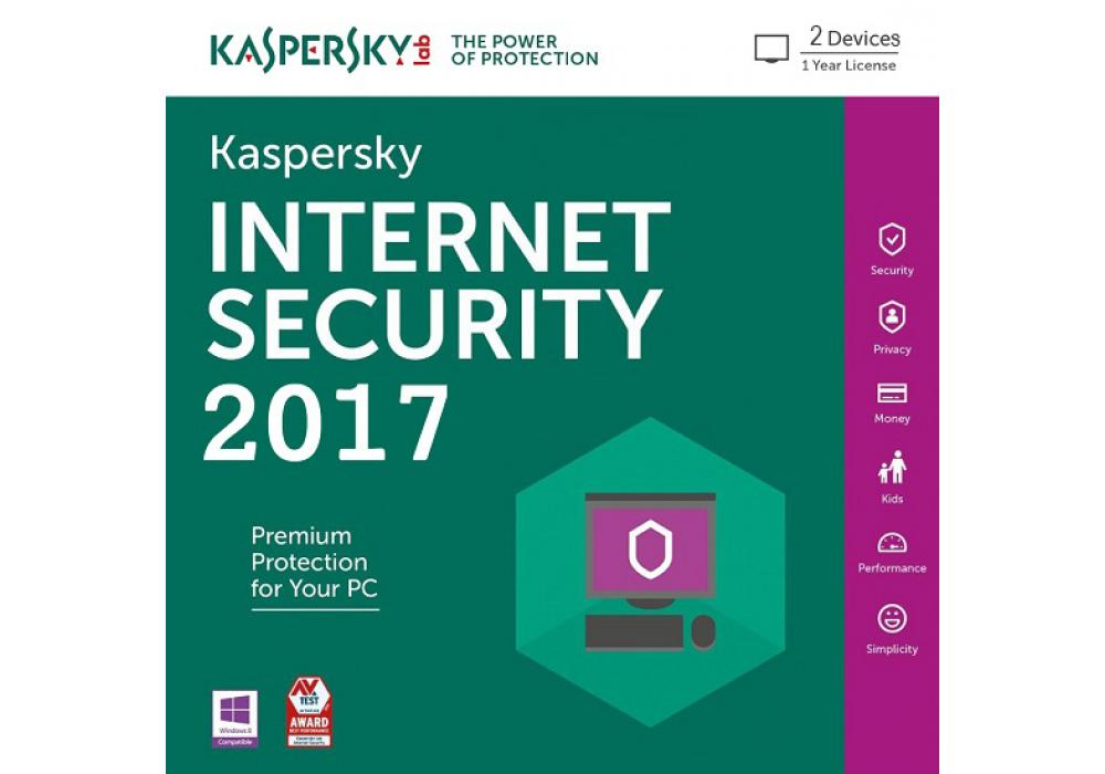 Kaspersky Internet Security 2017 2 User