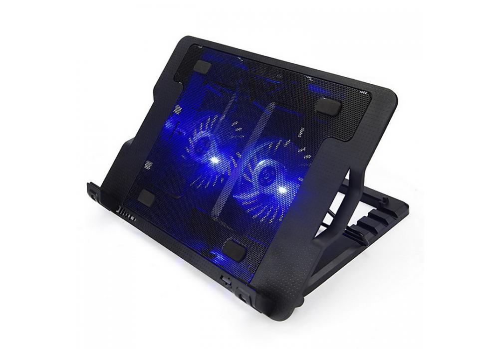 "Laptop Adjustable Cooling Pad Ergo Stand 17"""