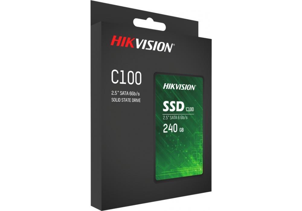 Hikvision C100 2.5'' Sata 240GB SSD