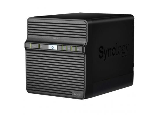 Synology NAS Storage DiskStation DS418 4 Bays 2G Ram