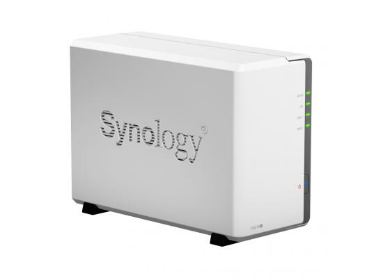 Synology NAS Storage DiskStation DS216j 2 Bays