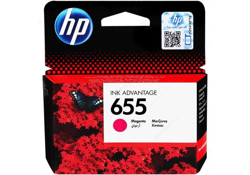HP Ink 655 Magenta