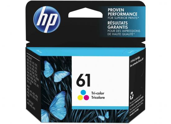 HP Ink Cartridge 61 Color