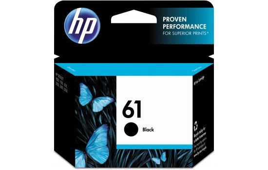 HP Ink Cartridge 61Black