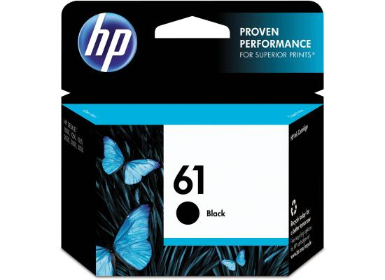 HP Ink Cartridge 61Black