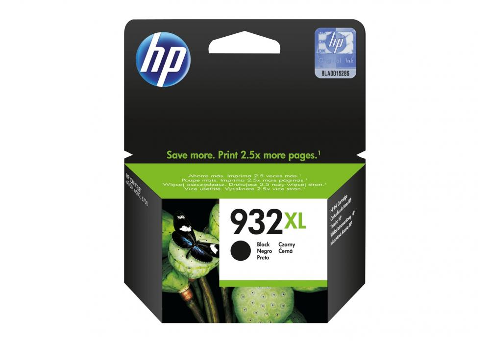 HP Ink Cartridge 932XL Black