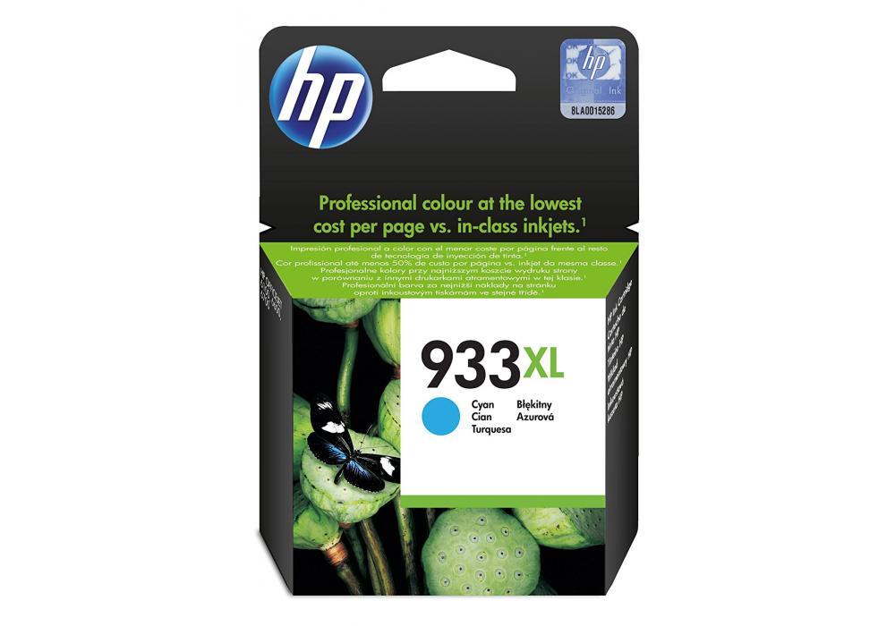 HP Ink Cartridge 933XL Cyan