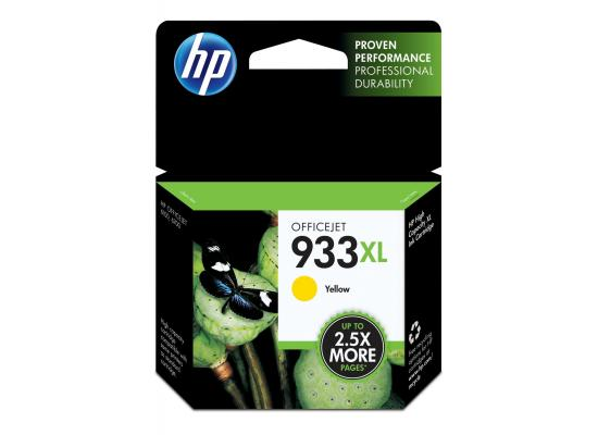 HP Ink Cartridge 933XL Yellow