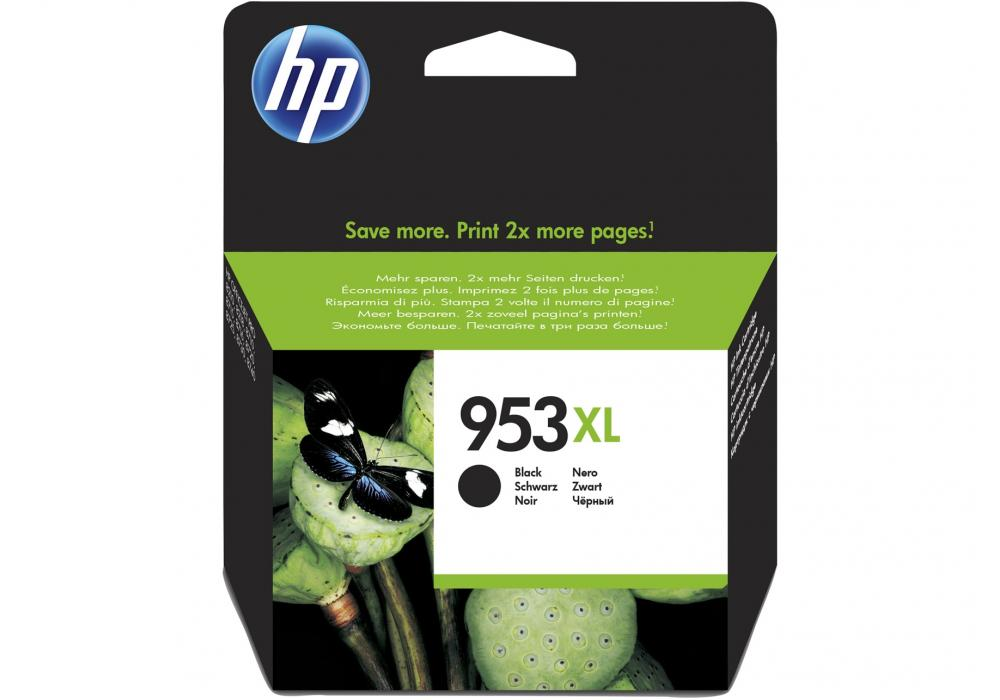 HP Ink Cartridge 953XL Black