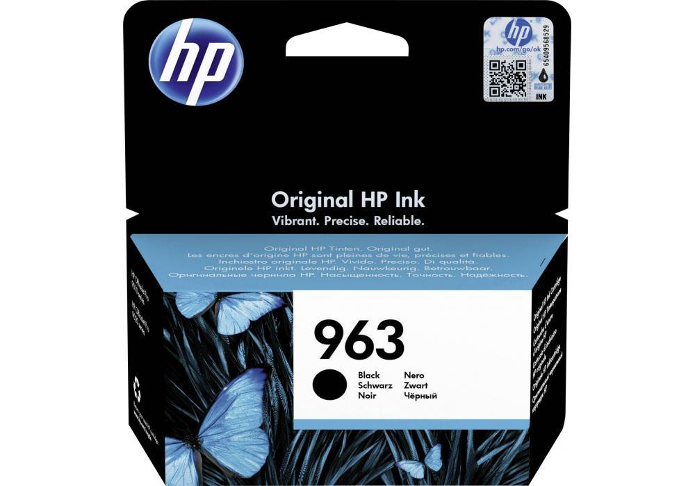 HP Ink Cartridge 963 Black