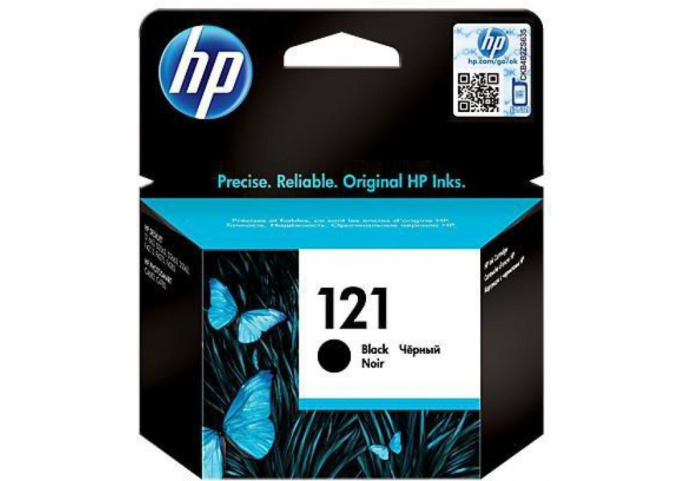 HP Ink Cartridge 121 Black