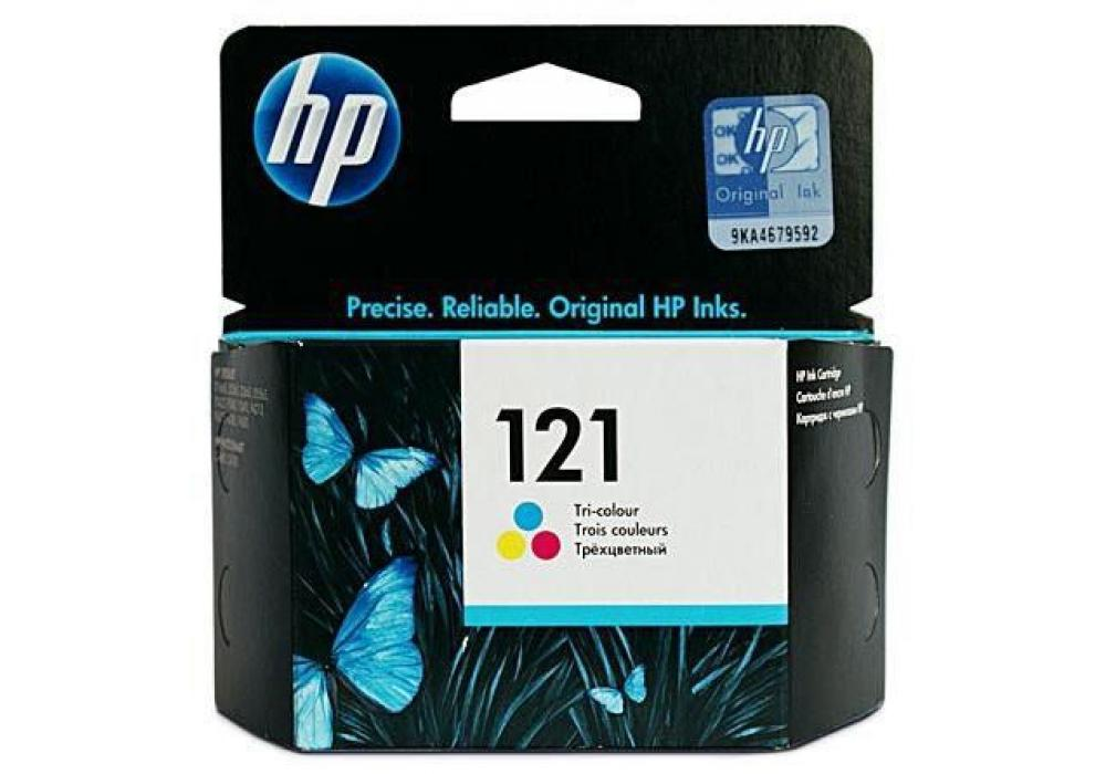 HP Ink Cartridge 121 Color