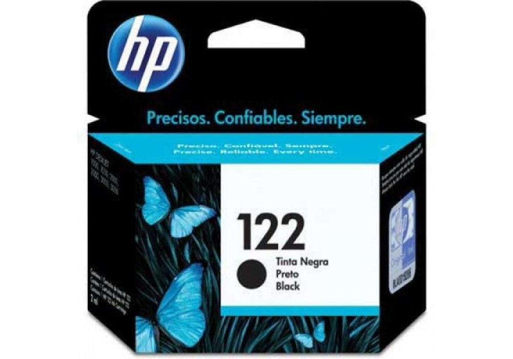HP Ink Cartridge 122 Black