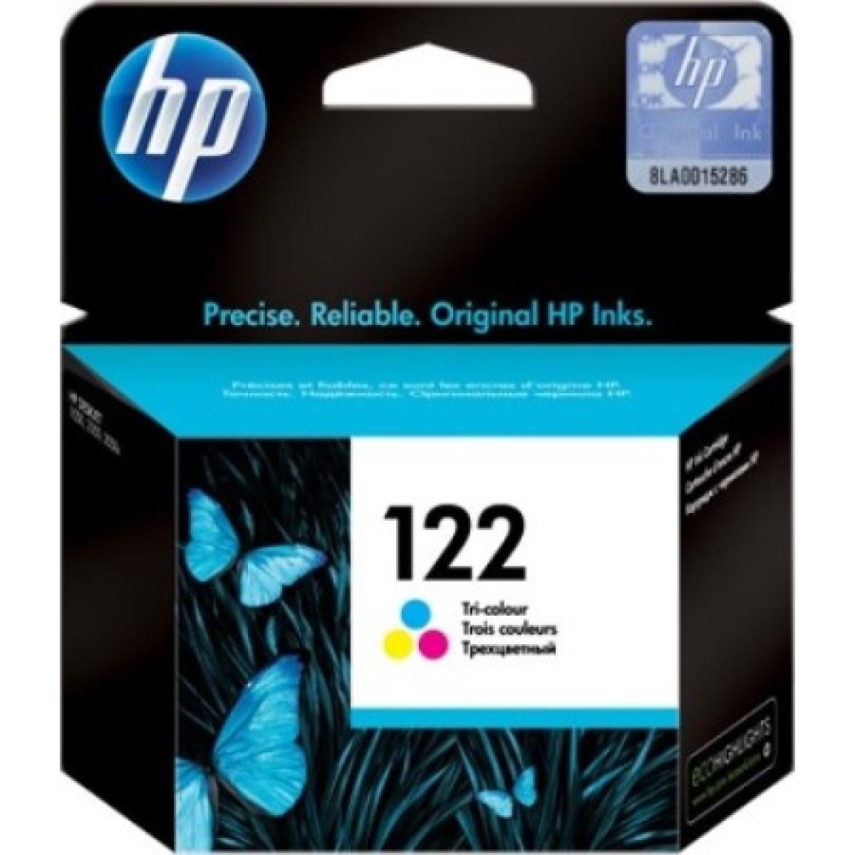Hp Ink Cartridge 122 Color Gts Amman Jordan