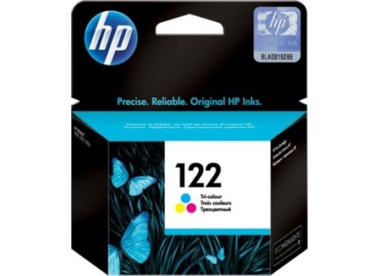 HP Ink Cartridge 122 Color