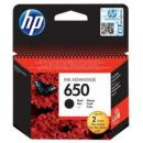 HP Ink Cartridge 650 Black