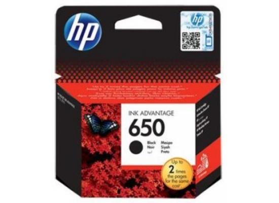 HP Ink Cartridge 650 Black