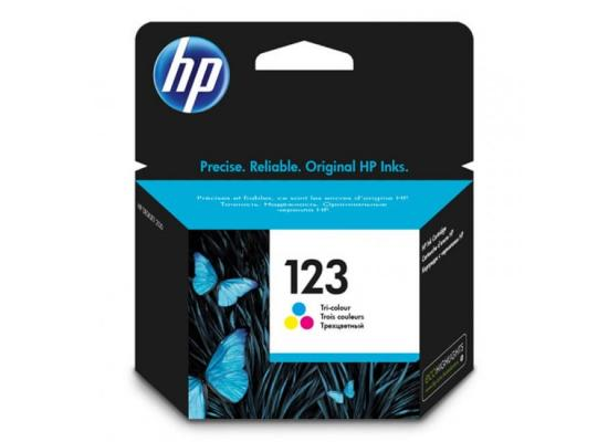 HP Ink Cartridge 123 Color