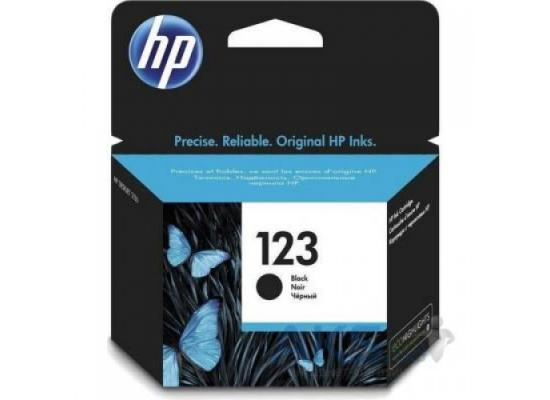 HP Ink Cartridge 123 Black