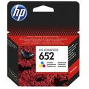 HP Ink Cartridge 652 Color