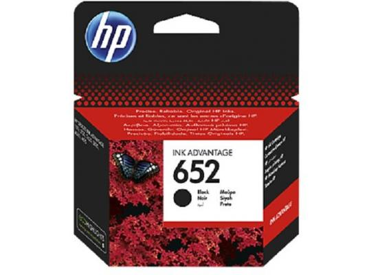 HP Ink Cartridge 652 Black
