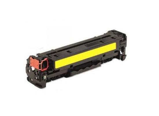Toner For HP CF412 Yellow