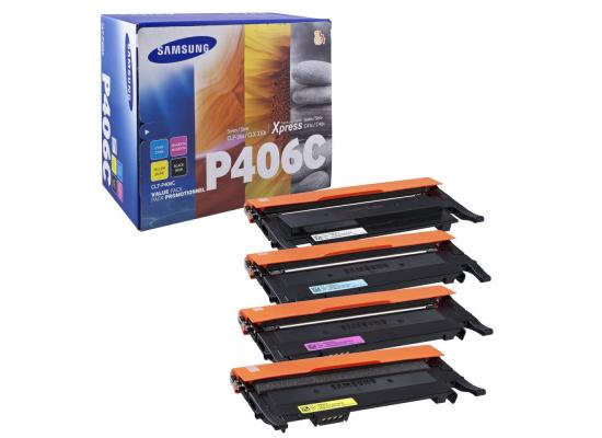 Toner SAMSUNG Original 406 Kit