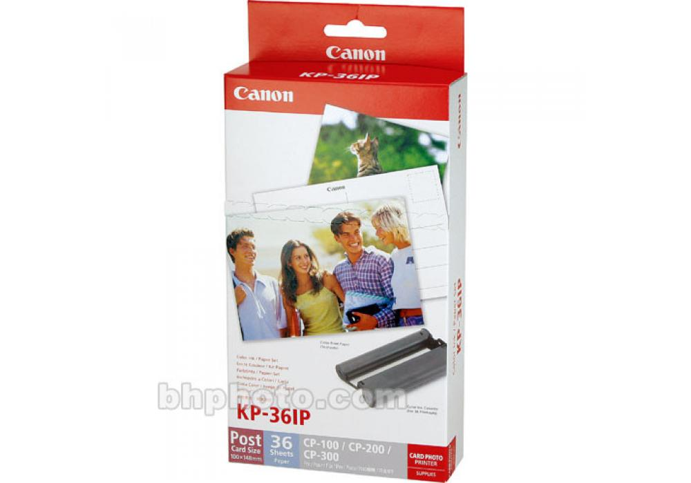 Canon KP-36IP Color Ink & Paper Set