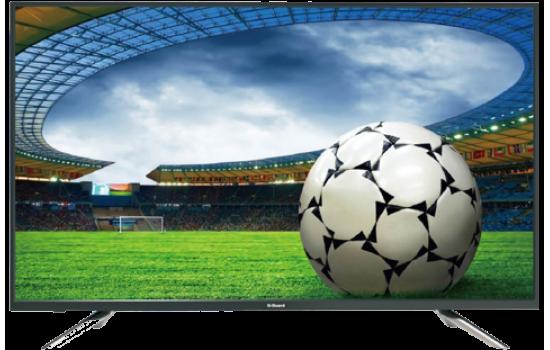 "TV I-VIEW 50"" UHD Smart"