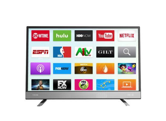 TOSHIBA LED Smart TV 49 Inch Full HD D-LED